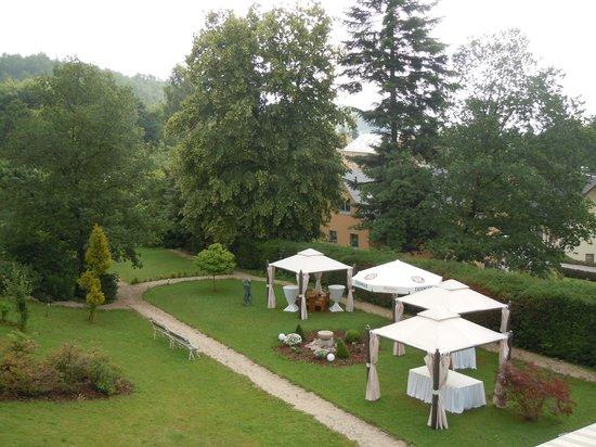 Villa Theodor:                   für das besondere Event im Garten
