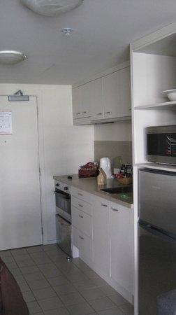 Grand Chancellor Auckland Hotel:                   cucina attrezzata