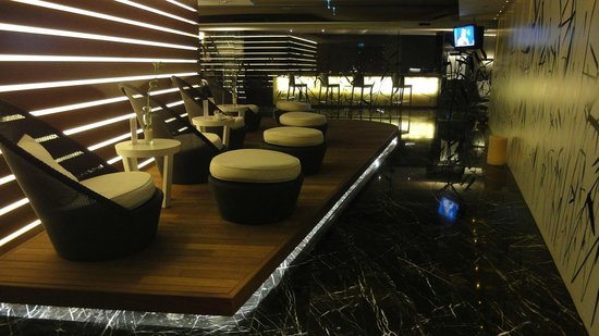 DoubleTree by Hilton Istanbul - Old Town:                   SpaBar
