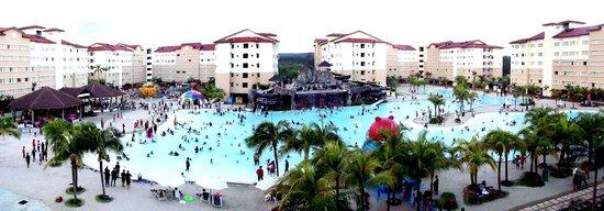 PRIMALAND Port Dickson Resort & Convention Centre (PRCC) : View of PRIMALAND Resort & Convention Centre (PRCC)