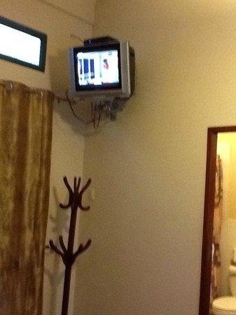 Hotel Amira in Salinas, Ecuador:                                                       TV