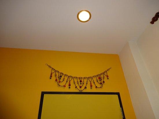Sarang Rooms :                   宿泊したお部屋(シングル)