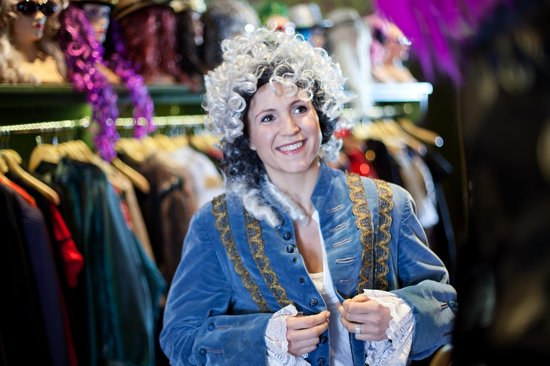 Sastaholm Hotell & Konferens: Costume Room