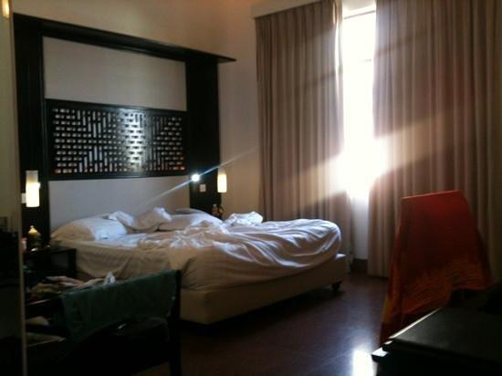 White Mansion: notre chambre