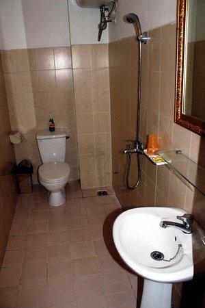 Luan Vu Hotel: Bagno