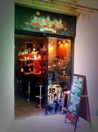 Bootleg Cafe :                   Bootleg