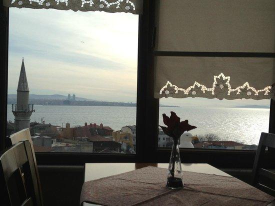 Emine Sultan Hotel & Suites:                   View from breakfast room