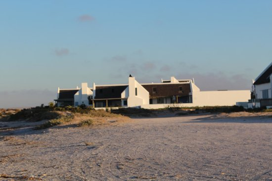 Zula Beach House and Cottage:                   Our beach house for the weekend