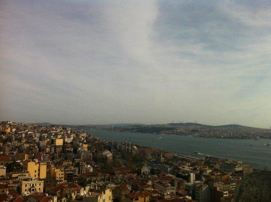 Galata Tower: view 5