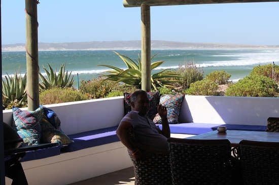 Zula Beach House and Cottage:                   Views from every room