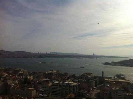 Galata Tower: view 6