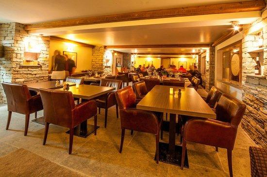 Indigo Bar Restaurant: Indigo Restaurant