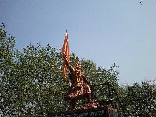 Jalaram Temple:                                     Shivaji Maharaj