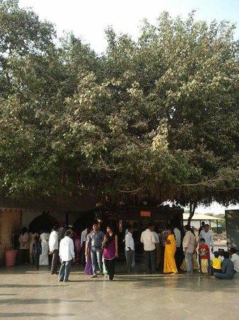 Jalaram Temple:                                     Shri Tukaram Venkuth Gaman