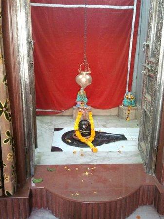 Jalaram Temple:                                     Om Namah Shivay