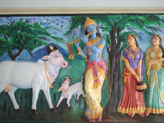 Jalaram Temple:                                     Shree Krishna