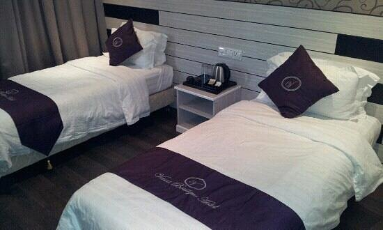 Venus Boutique Hotel:                   standard twin room