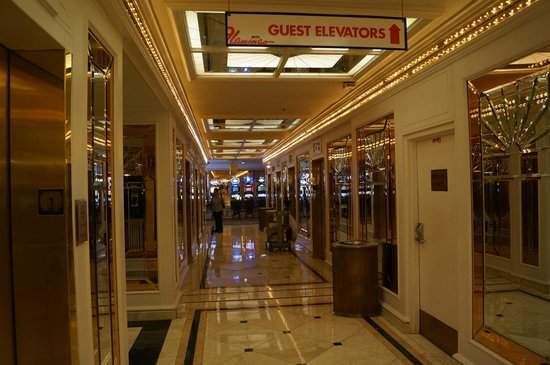 Elevator Area Picture Of Flamingo Las Vegas Hotel