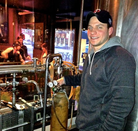 Herkimer Pub & Brewery: The Master Brewer