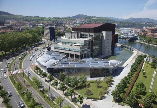 Palacio Euskalduna de Congresos y de la Música:                   Provided By: Euskalduna