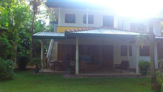 Kadolana Guest House:                   House