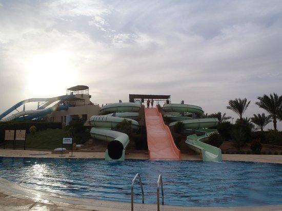 Jaz Dar El Madina:                                     Acqua Park