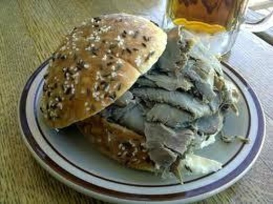 Swiston's Beef & Keg:                   Swiston's Beef on Weck
