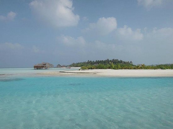 Anantara Veli Maldives Resort: view from 134
