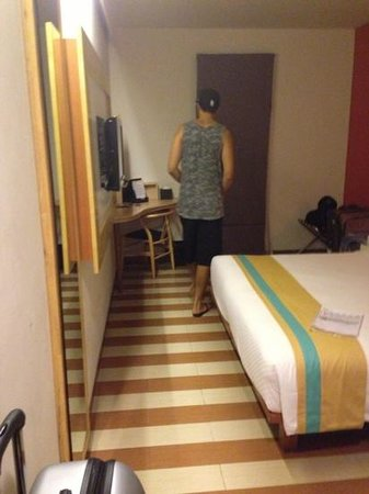 The ONE Legian:                   room 308