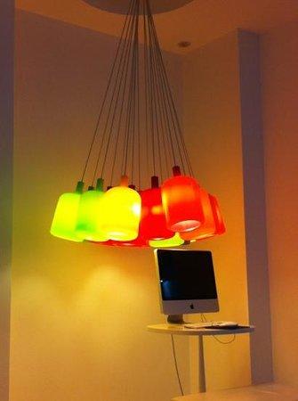 Color Design Hotel: pc hall