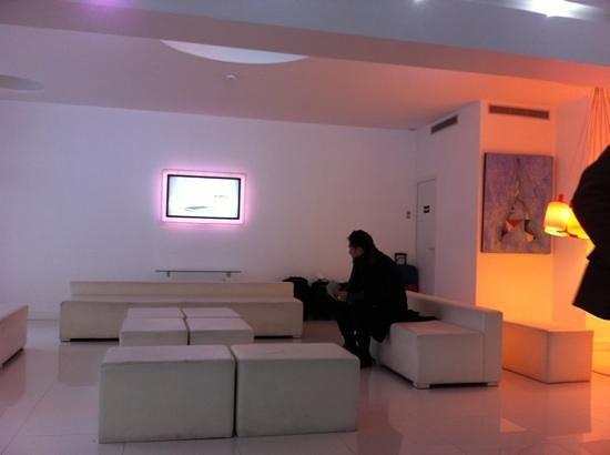 Color Design Hotel: hall