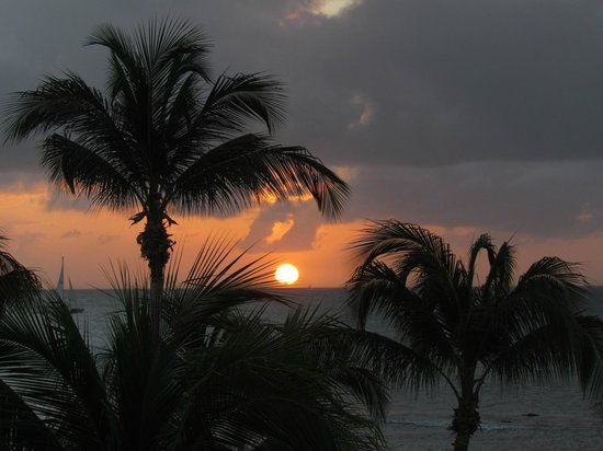 Divi Aruba Phoenix Beach Resort:                   Sunset