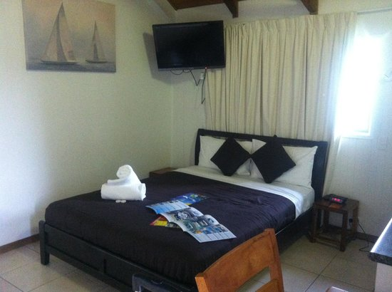 Airlie Beach Apartments :                   Clean and comfortable