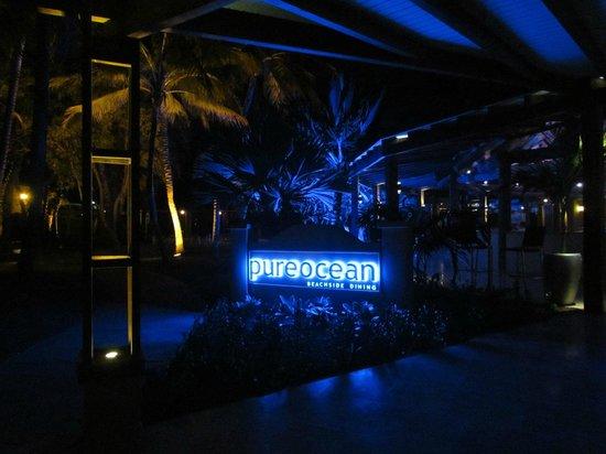 Divi Aruba Phoenix Beach Resort:                   Pure Ocean opened in January