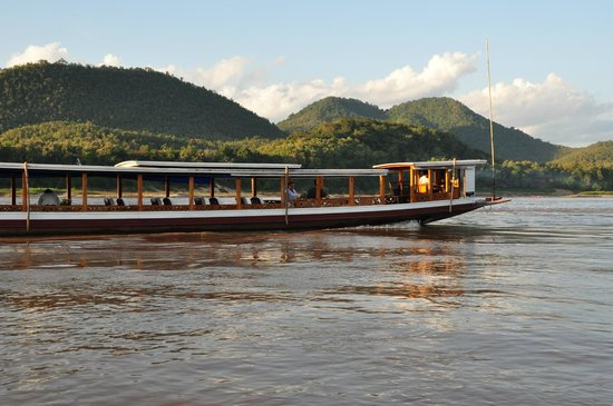 The Belle Rive Boutique Hotel:                   complimentary river cruise