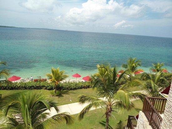 Royal Decameron Baru:                                     Vista desde el hotel