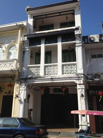 99 Oldtown Boutique Guesthouse : Street view