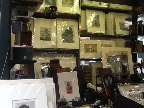 Mercato dell'Antiquariato: Fotografia d'autore e foto del cinema