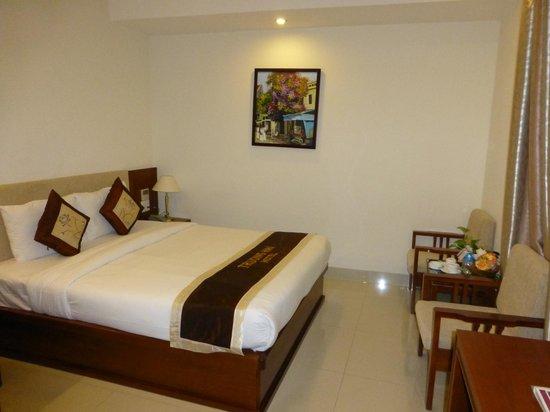 T.Espoir Saigon Hotel:                   room