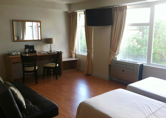 Parliament Hotel: New Refurbished Executive Room