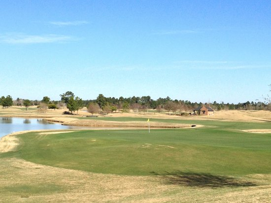Koasati Pines at the Coushatta Casino Resort:                                     Koasati Pines Golf Club