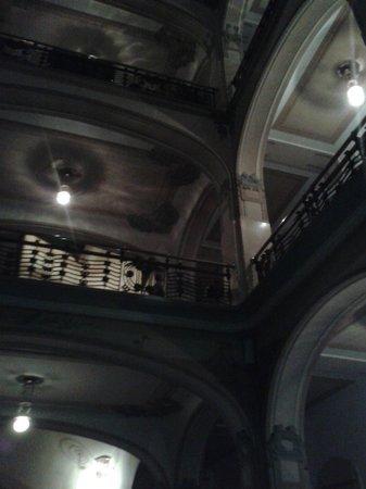 Hotel Evropa :                   Hall