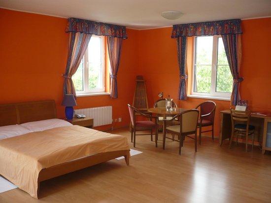 Hotel AGATKA:                   Our beautiful room