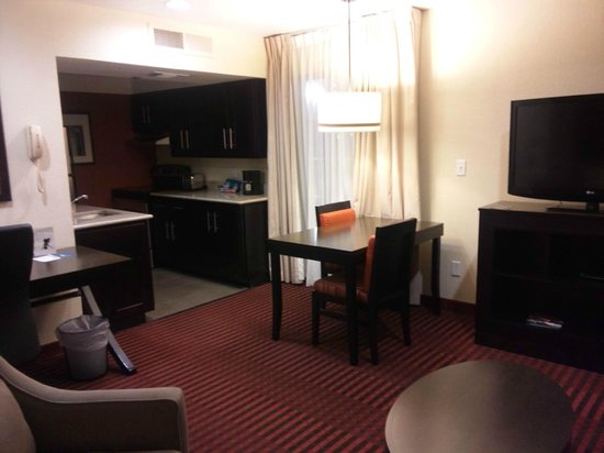 HYATT House Dallas/Las Colinas:                   リビング