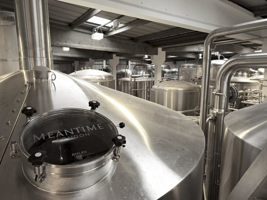 Meantime Brewery Tours