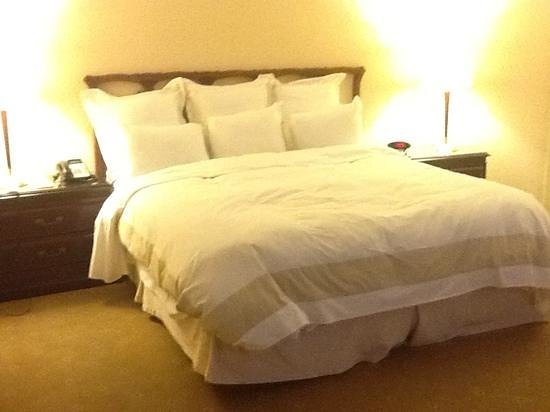 Miami Marriott Dadeland:                   Very comfy bed....