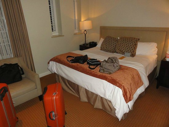Hotel Galvez & Spa, A Wyndham Grand Hotel:                   Room (day 1)