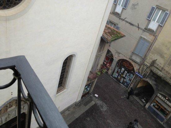 Hotel Agnello d'Oro: view