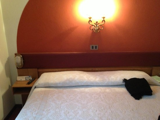 Hotel Agnello d'Oro: comfortable and warm