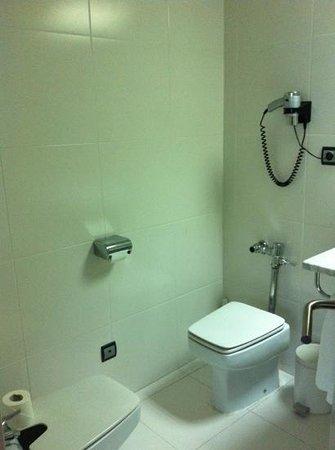Aparthotel Atenea:                   baño1